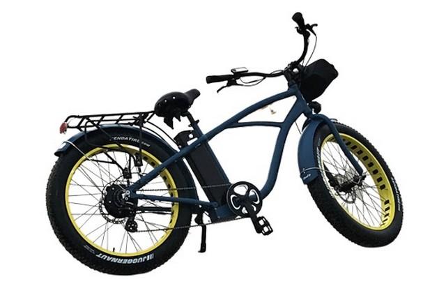 voir le detail du produit Fatbike électrique Bukebike Hossegor